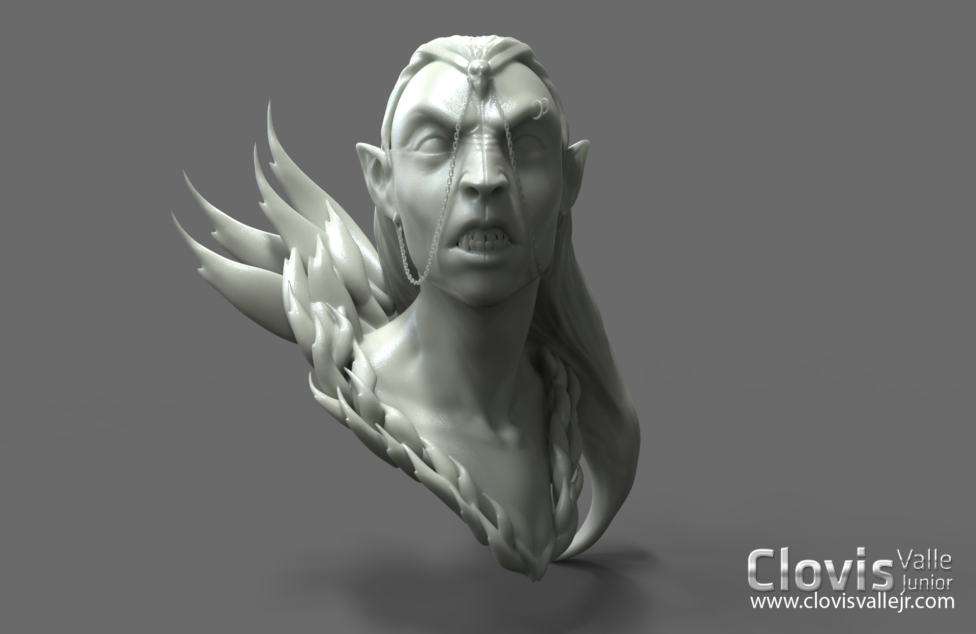 The Ork Priestess
